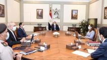 عبد الفتاح السيسي وحكومته (وسائل التواصل)