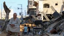 عدوان إسرائيلي على غزة 8 (محمد الحجار)