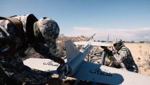 طائرات شهاب - القسام - تويتر