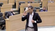سياسة/النائب الأردني أسامة العجارمة/(تويتر)