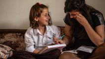 تعليم عن بعد (دليل سليمان/ فرانس برس)
