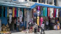 أسواق تونس (ياسين قائدي/الأناضول)