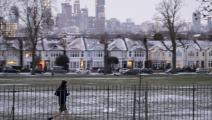 عقارات في لندن تحت رحمة المناخ (Getty)