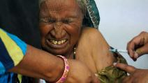 الهند (هيمانشو شارما/فرانس برس)