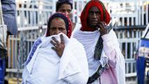 نساء في تيغراي في إثيوبيا (ميناسي ونديمو هايلو/ الأناضول)