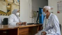 كبار السن وكورونا في تونس (ياسين قايدي/ الأناضول)