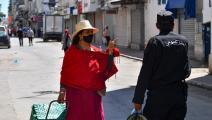 أسواق تونس/ فرانس برس
