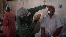 مرض الفطر الأسود في الهند 1 (براثام كوغهالي/ Getty)