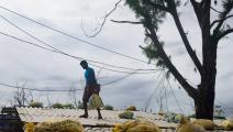 إعصار الهند  (ساميت سانيال/ getty)
