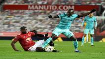 Paul Pogba vs liverpool