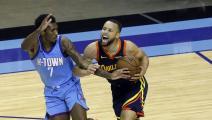 السلة الأميركية: 41 نقطة لكوري تُحافظ على آمال ووريورز