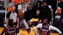 السلة الأميركية: ليكرز يواصل صحوته وباكس على مشارف التأهل