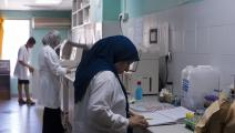 مستشفى في الجزائر (Getty)