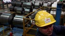 مصنع صلب في ألمانيا (Getty)