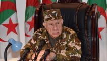 السعيد شنقريحة - الجيش الجزائري - تويتر
