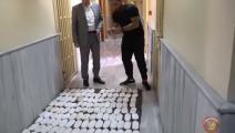 مصادرة كميات من المخدرات في حمص (فيسبوك)