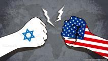 أمريكا وإسرائيل