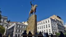 تمثال الأمير عبد القادر - القسم الثقافي