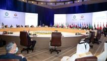 اجتماع وزارء الخارجية العرب في الدوحة