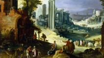 روما في القرن السادس عشر - القسم الثقافي