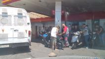 محطة وقود في لبنان يونيو 2021 العربي الجديد