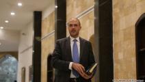 وزير الصحة اللبناني حمد حسن (حسين بيضون)