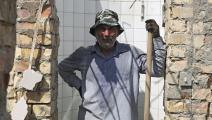 إنشاءات في العراق/ فرانس برس