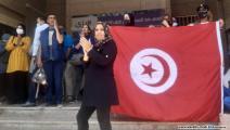 عاملات تونسيات يرفضن طردهن من العمل