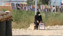 عائلات ضحايا انفجار بيروت/ حسين بيضون