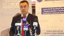 """السكرتير الأول لـ""""جبهة القوى الاشتراكية"""" يوسف أوشيش (العربي الجديد)"""