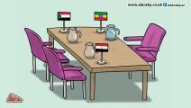 كاريكاتير سد النهضة / المهندي