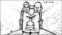 كاريكاتير بينت لبيد / حجاج