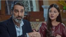 """إيلي شالوحي ورهف عبد الله في """"رصيف الغرباء"""" (يوتيوب)"""
