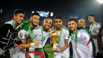 منتخب الجزائر يستعد لخسارة لاعبين جُدد قبل بطولة كأس العرب