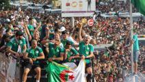 3 نجوم من منتخب الجزائر يتنافسون على الانتقال لفريق واحد