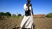 المياه في السودان/ فرانس برس