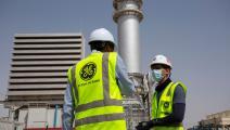 محطة كهرباء في مدينة السماوة جنوب العراق/ فرانس برس