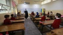 في إحدى مدارس العراق (مرتضى السوداني/ الأناضول)