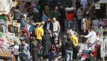 أحد أسواق العاصمة عمّان /فرانس برس