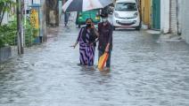 فيضانات في سريلانكا (سامان أبيسيريوردانا/ Getty)