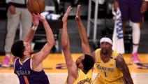 السلة الأميركية: صانز يُقصي البطل ليكرز ويتأهل