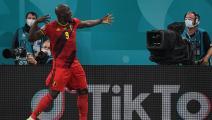 """روميلو لوكاكو """"الهداف""""... أرقام مُرعبة مع المنتخب البلجيكي"""