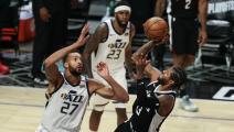 السلة الأميركية: كليبرز يقاوم ويُقلّص الفارق مع جاز