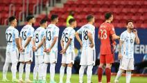 الأرجنتين تواجه الباراغواي: العين على النقطة السابعة والتأهل