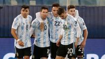 كوبا أميركا: الأرجنتين تستعرض وتتتأهل متصدرة وانتصار خاطف للأوروغواي