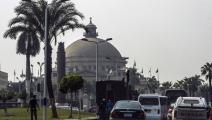 خارج جامعة القاهرة (خالد دسوقي/ فرانس برس)