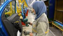 مصنع سيارات رينو في مدينة طنجة بالمغرب/فرانس برس