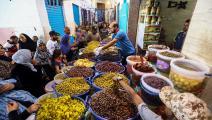 أسواق ليبيا (محمود تركية/ فرانس برس)