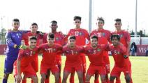 7 محترفين في أوروبا و18 محلياً في قائمة شباب المغرب