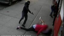 إطلاق نار في برونكس (حساب شرطة نيويورك/تويتر)